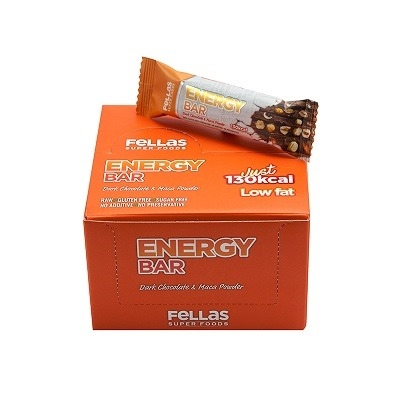 Fellas Energy Bar 45 Gr 16 Adet