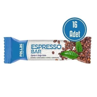 Fellas Espresso Bar 45 Gr 16 Adet