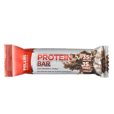 Fellas Protein Bar 45 Gr