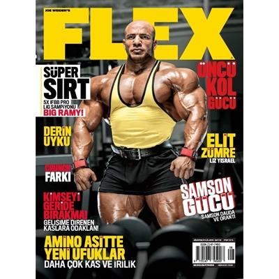 Flex Ağustos - Eylül 2018 Sayisi