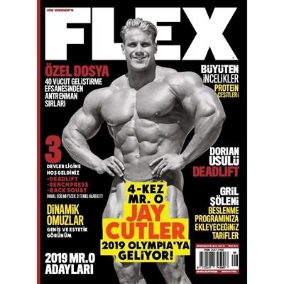 Muscle & Fitness Flex Ağustos - Eylül 2019 Sayısı