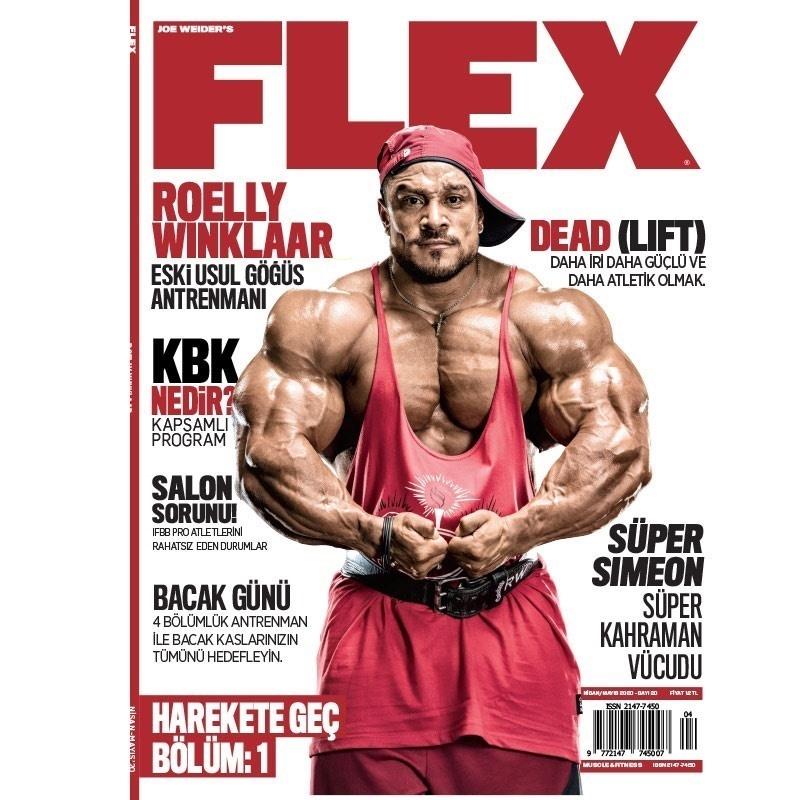 Flex Nisan - Mayıs 2020 Sayısı