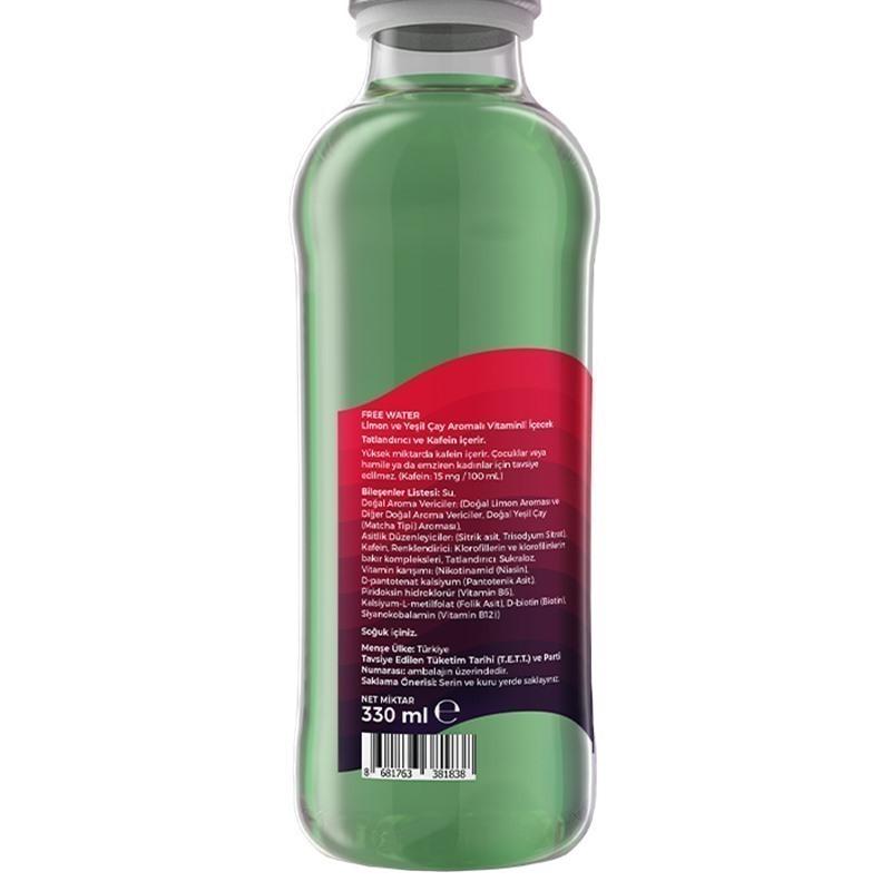 Free Energy Water 330 mL 6 Adet