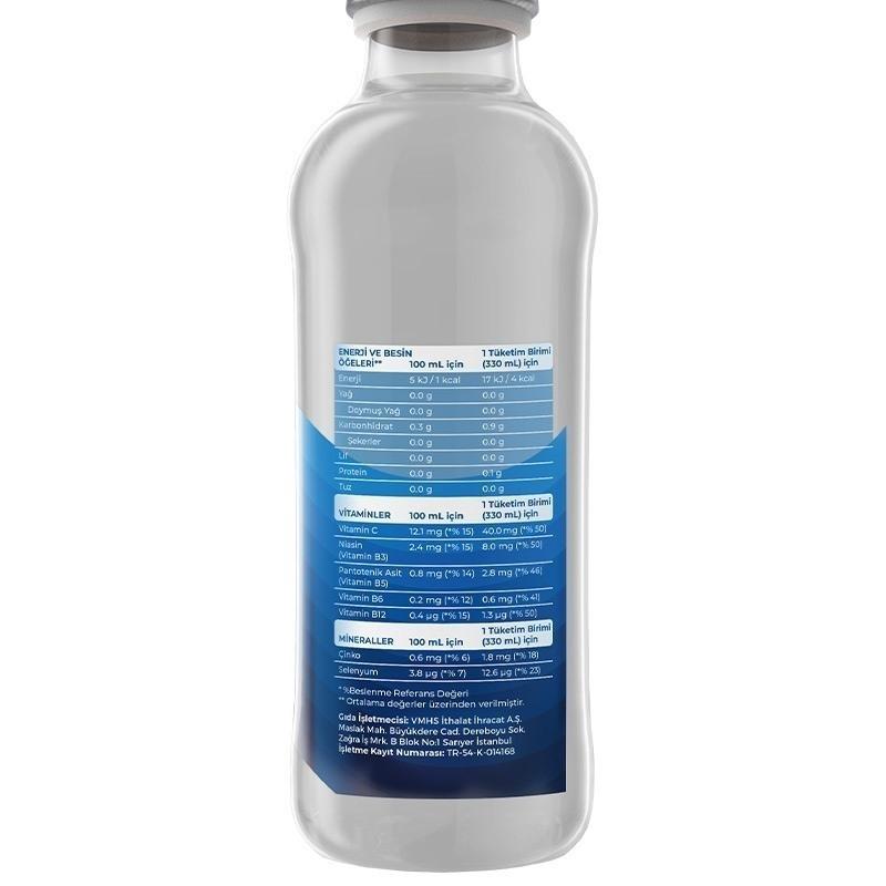Free Oxi Water 330 mL 24 Adet