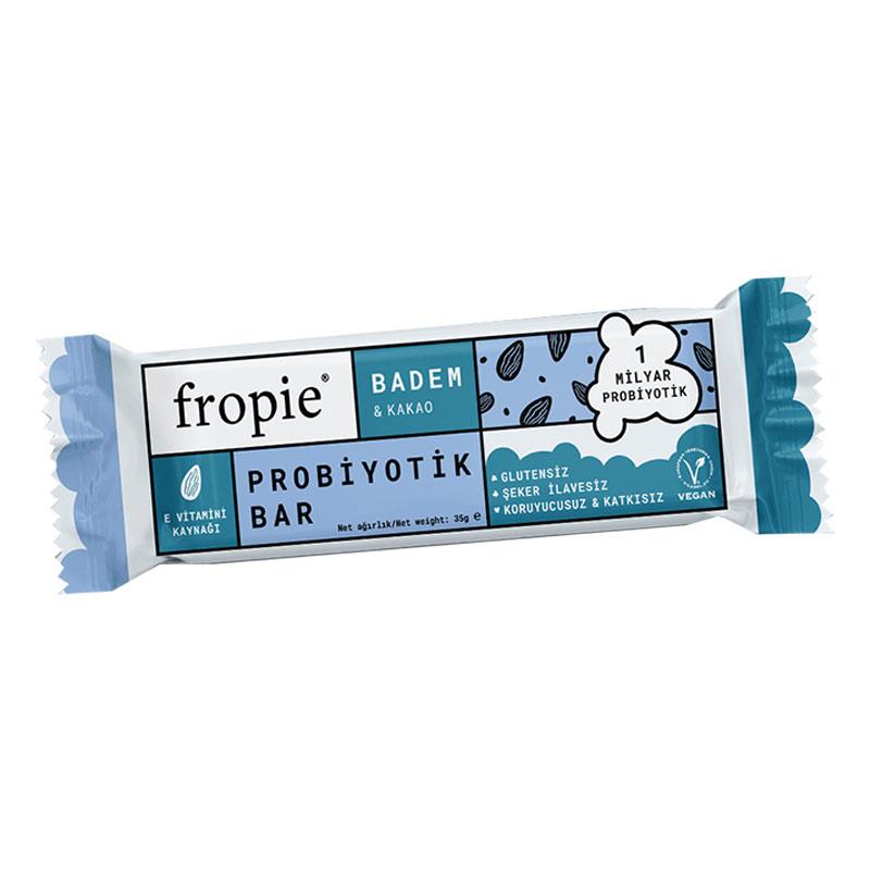 Fropie Badem Kakao Probiyotik Bar 35 Gr 12 Adet