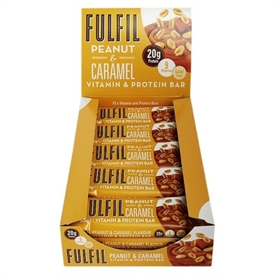 Fulfil Vitamin & Protein Bar 55 Gr 15 Adet