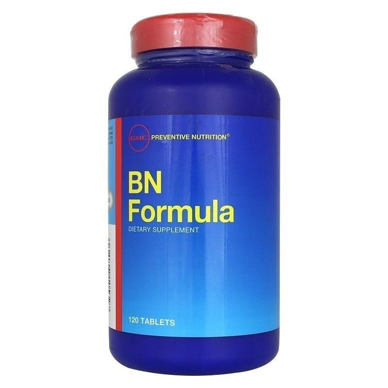 GNC BN Formula 120 Tablet