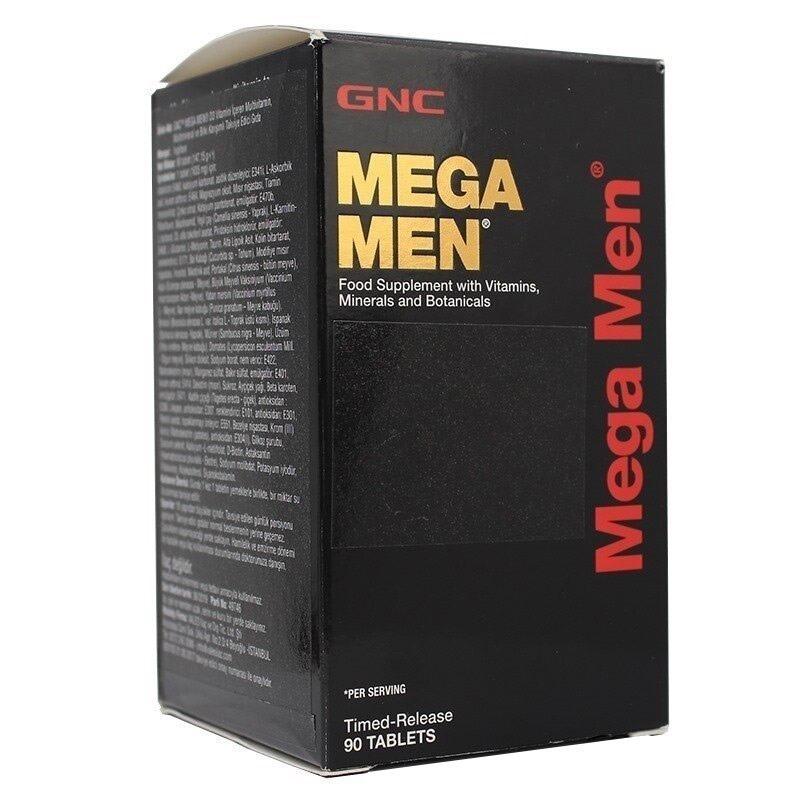 GNC Mega Men 90 Tablet