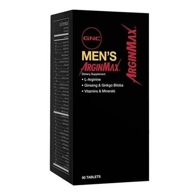 GNC Men\'s Arginmax 90 Tablet