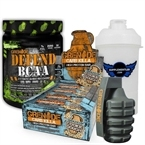 Grenade Carb Killa Protein Bar + Defend BCAA + Thermo Detonator Kombinasyonu