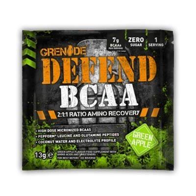 Grenade Defend BCAA 13 Gr Tek Kullanımlık
