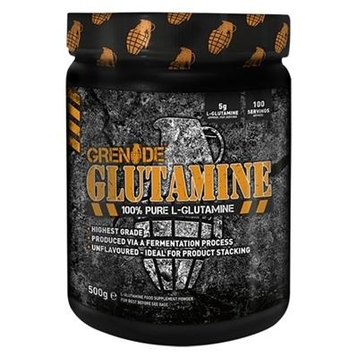 Grenade Glutamine %100 Pure L-Glutamine 500 Gr