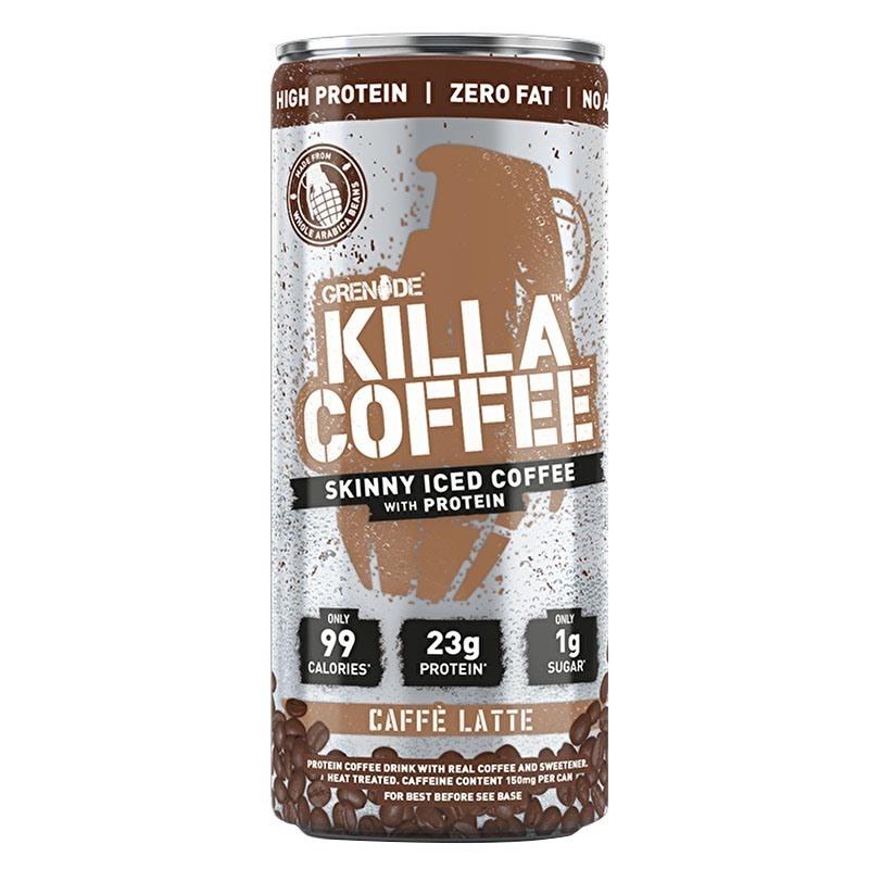 Grenade Killa Coffee Protein Shake 250 mL
