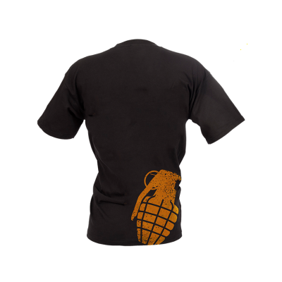 Grenade Limited Edition Fit T-Shirt Siyah