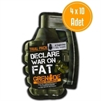 Grenade Thermo Detonator 10 x 4 Kapsül
