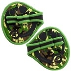 Gripad Spor Eldiveni Yeşil Kamuflaj