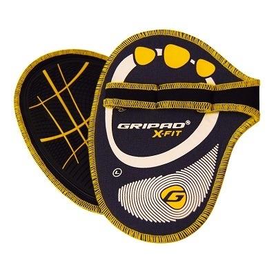 Gripad X-Fit Spor Eldiveni Siyah-Sarı