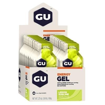 GU Energy Gel 32 Gr 24 Adet