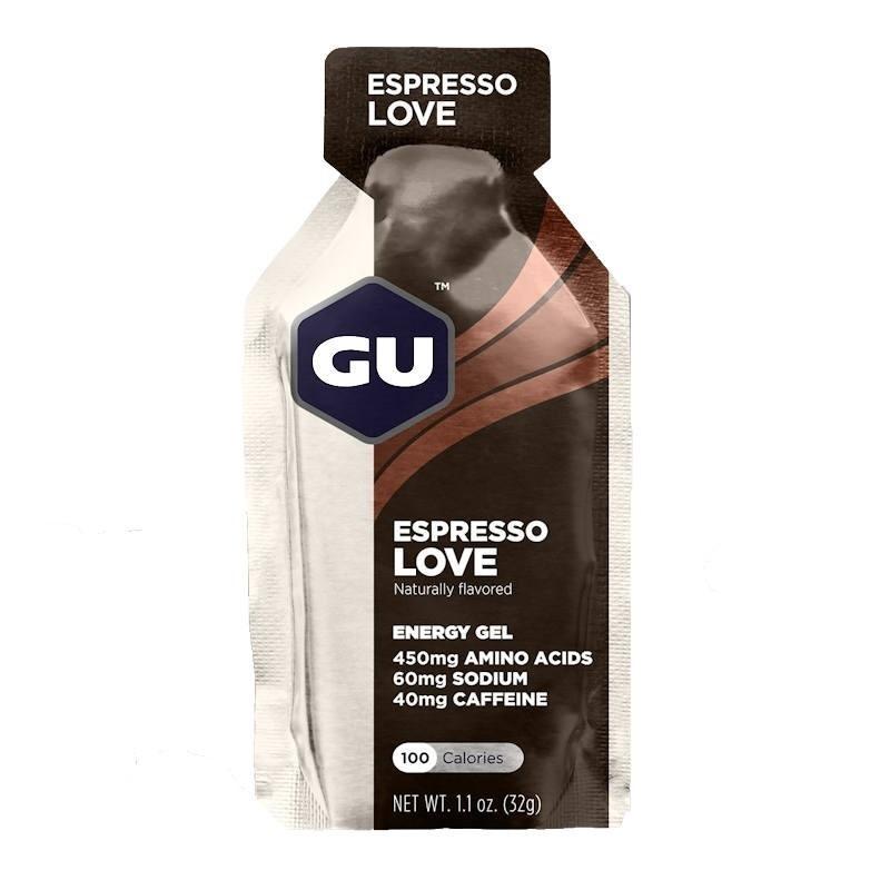 GU Energy Gel + Caffeine 32 Gr