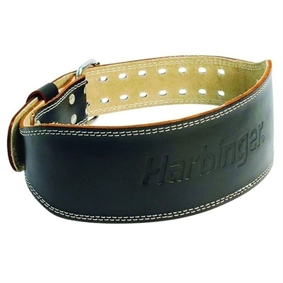Harbinger 4'' Padded Leather Belt Deri Ağırlık Kemeri