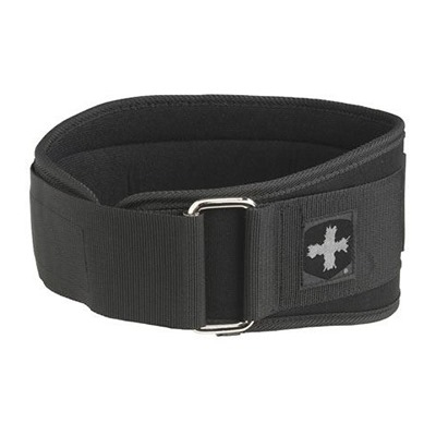 Harbinger 5'' Foam Core Nylon Belt
