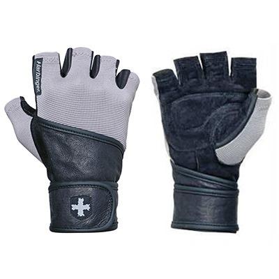 Harbinger Classic Wristwrap Glove Gri