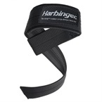 Harbinger Grip Padded Lifting Straps Siyah