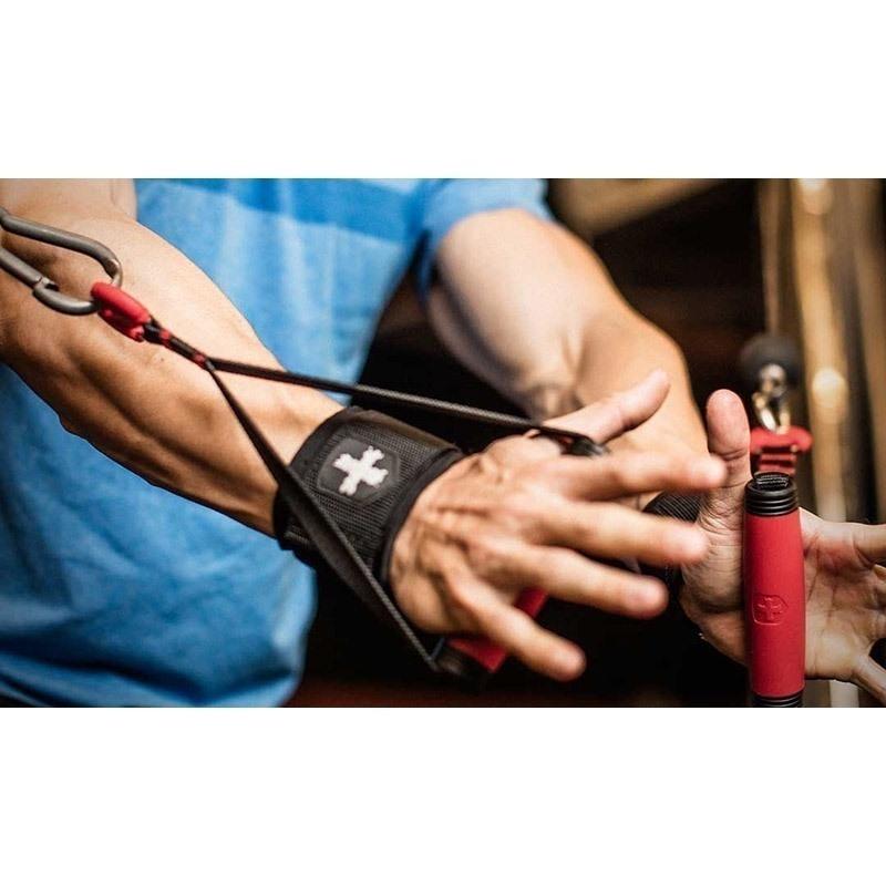 Harbinger Gripfast Cable Handles Kırmızı