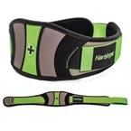 Harbinger Women's Contoured Flexfit Belt Siyah-Yeşil
