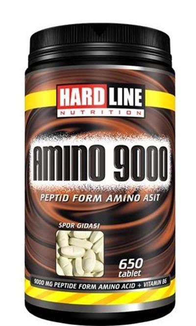 Hardline Amino 9000 650 Tablet