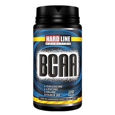 Hardline BCAA 120 Kapsül