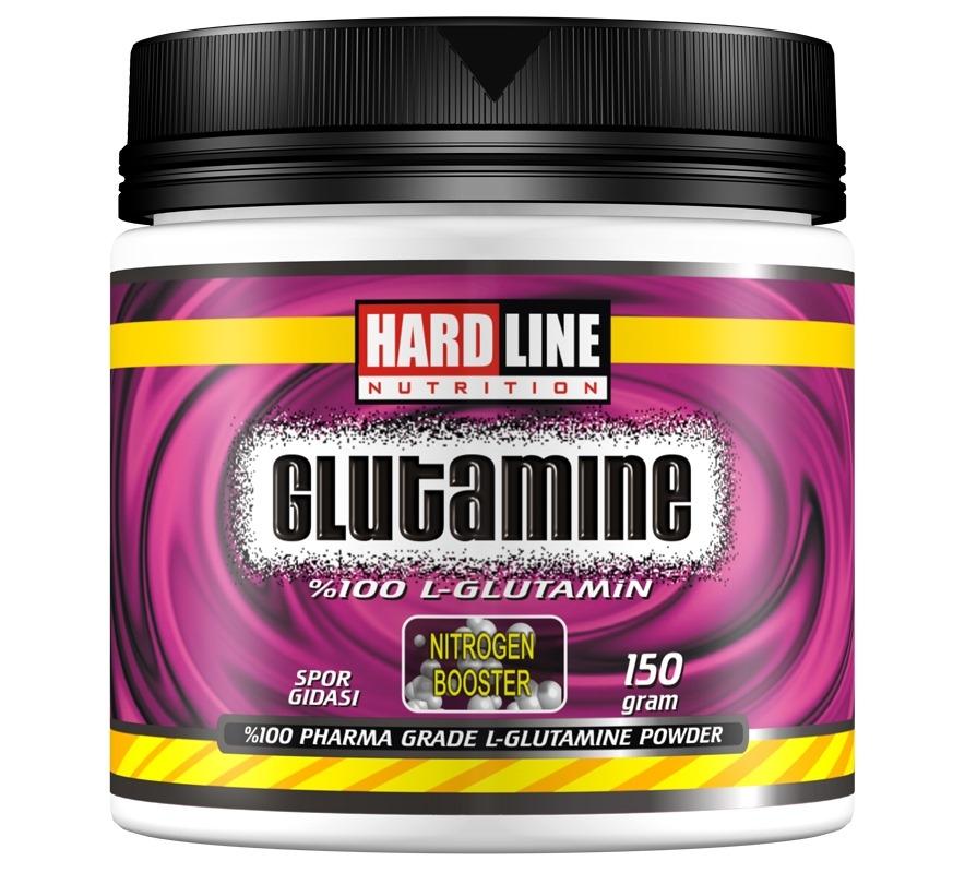 Hardline Glutamine 150 Gr