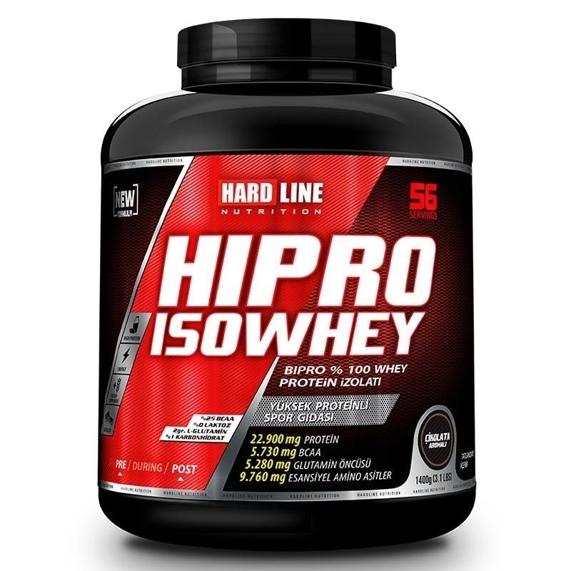 Hardline Hipro IsoWhey 1400 Gr