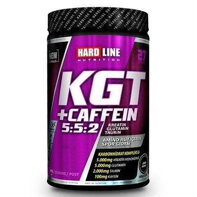 Hardline KGT +CAFFEIN 5:5:2 1000 Gr