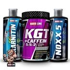 Hardline L-Karnitin Thermo + KGT + Noxx 5 Kombinasyonu