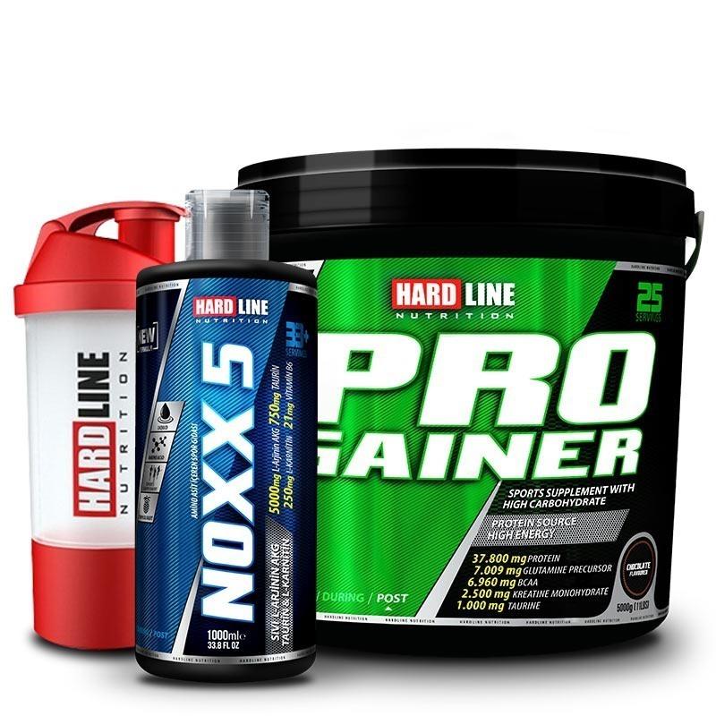 Hardline Progainer 5000 + Noxx 5 Kombinasyonu