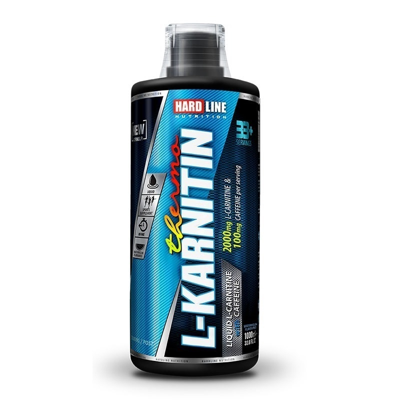 Hardline Thermo L-Karnitin Sıvı 1000 mL
