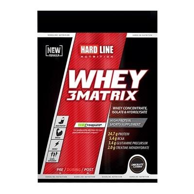 Hardline Whey 3Matrix 30 Gr Tek Kullanımlık