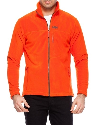 Helly Hansen Aspen Polar Fleece Jacket Turuncu