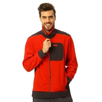 Helly Hansen Powder Polar Jacket Kırmızı