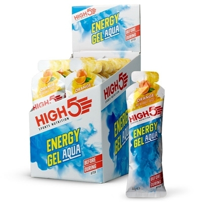 High5 Energy Gel Aqua 66 Gr 20 Adet