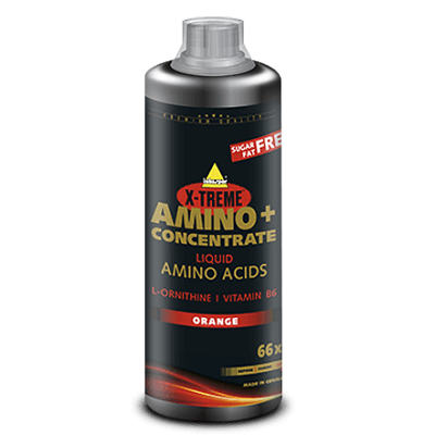Inkospor X-Treme Amino+ Concentrate Liquid Amino Acids 1000 ML