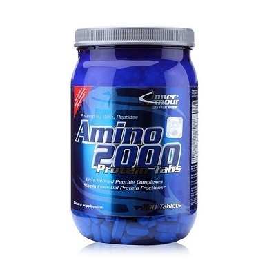 Inner Armour Amino 2000 500 Tablet