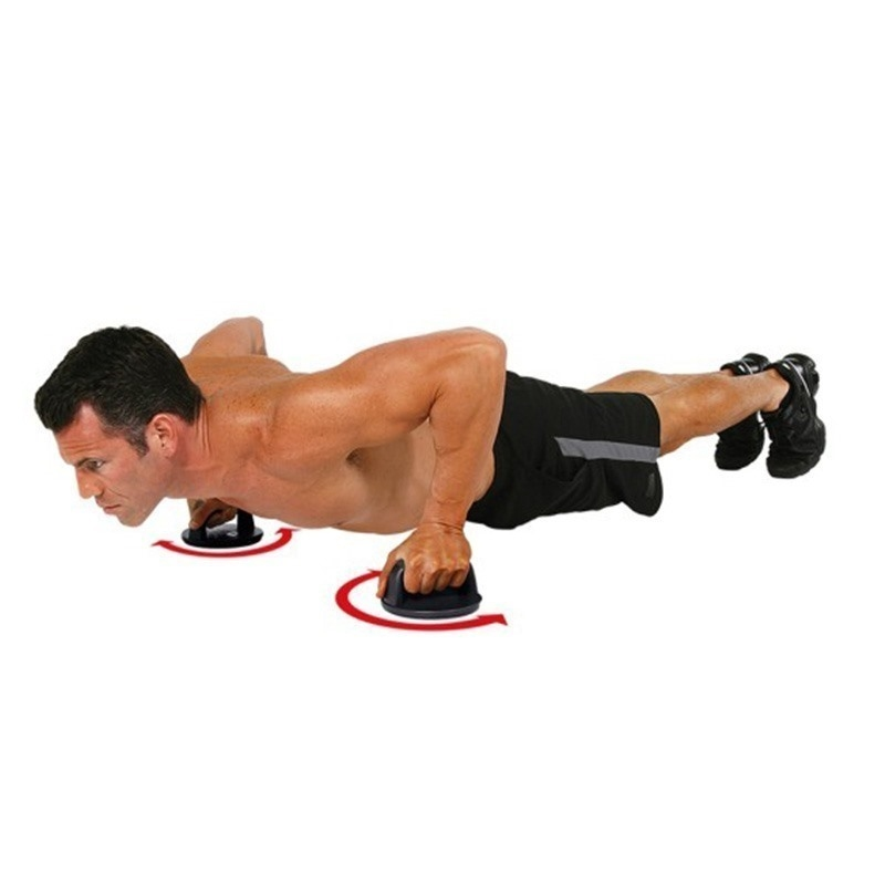 Iron Gym Push Up Pro Rotating Şınav Aleti