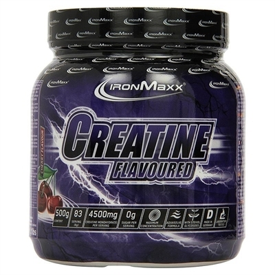 Ironmaxx Creatine Flavoured 500 Gr