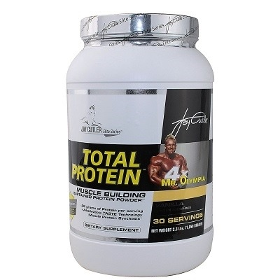 Jay Cutler Elite Series Total Protein 1050 Gr