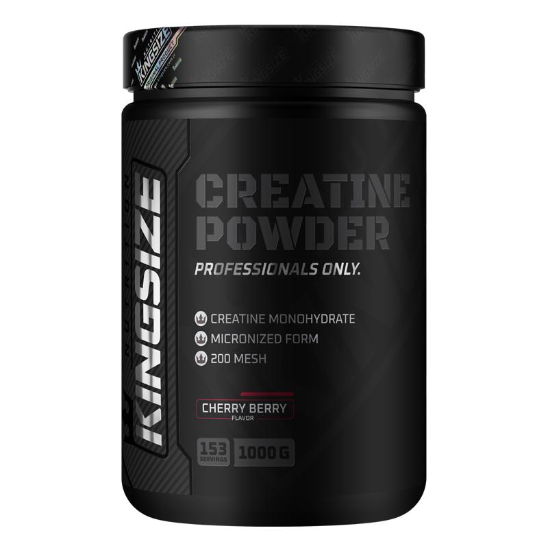 Kingsize Nutrition Creatine Powder 1000 Gr