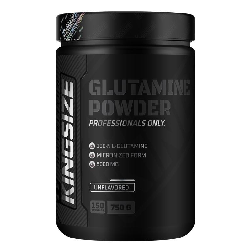 Kingsize Nutrition Glutamine Powder 750 Gr Aromasız