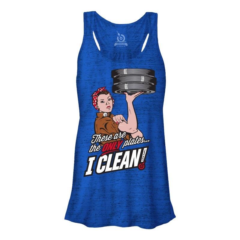 LifeASRX Cleaning Plates Atlet Mavi