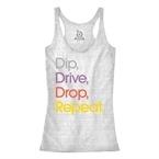 LifeASRX Dip Drive Drop Atlet Beyaz